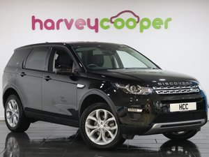 Land Rover Discovery Sport 2.0 Si4 240 HSE 5dr Auto 2018(68) For Sale