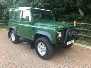 1993 Land Rover Defender 90 TDI Station Wagon For Sale
