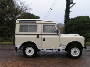 1978 Land rover santana diesel 7 seat inc delivery LHD  For Sale