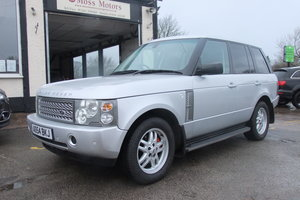 Picture of 2004 LAND ROVER RANGE ROVER 2.9 TD6 SE 5DR AUTOMATIC SILVER SOLD