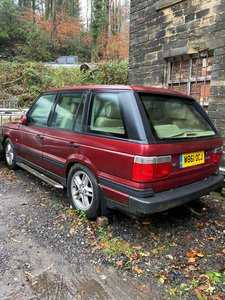 2000 W Range Rover HSE Auto P38  - Spares or Repairs For Sale