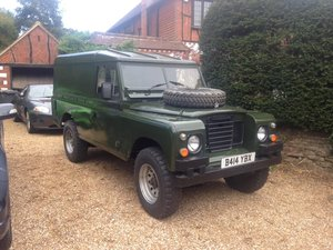 1984 Land Rover Series 3 109 For Sale