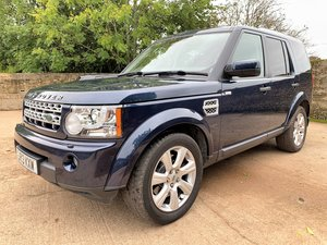 2013 Discovery 4 SDV6 HSE 7 seater+just 44000m super example SOLD