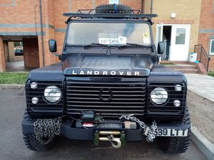 """1989 Land rover 90"""" Turbo Diesel For Sale"""
