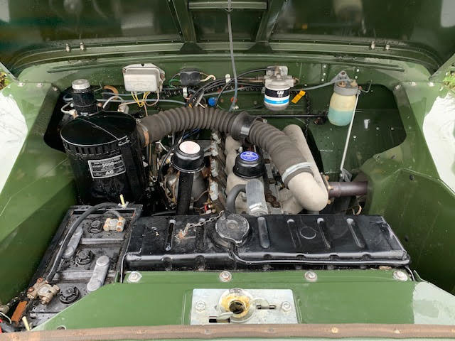 1962 Land Rover Series IIA – Diesel – 63,000 miles For Sale (picture 9 of 16)