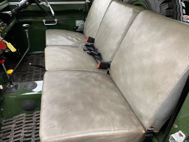 1962 Land Rover Series IIA – Diesel – 63,000 miles For Sale (picture 10 of 16)