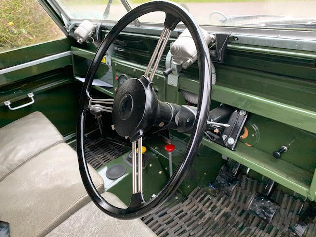 1962 Land Rover Series IIA – Diesel – 63,000 miles For Sale (picture 15 of 16)