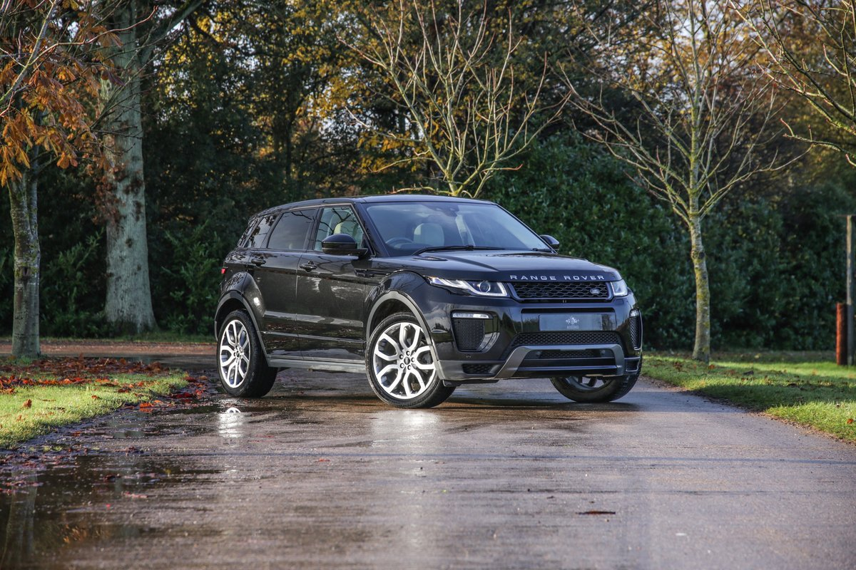 2017 Range Rover Configurations >> 2017 Range Rover Evoque Hse Dynamic For Sale Car And Classic