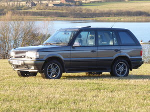 2001 Range Rover P38 Westminster Full Service History Low Mileage For Sale