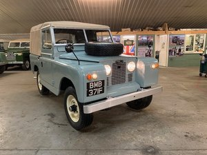 1968 Land Rover® Series 2a *MOT & Tax Exempt* (BMB) RESERVED
