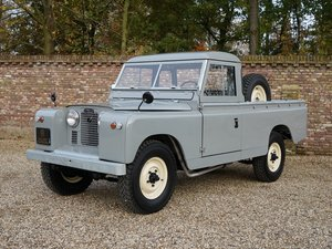 1959 Land Rover 109' Series 2 Pick-Up 2.25 Petrol fully restored, For Sale