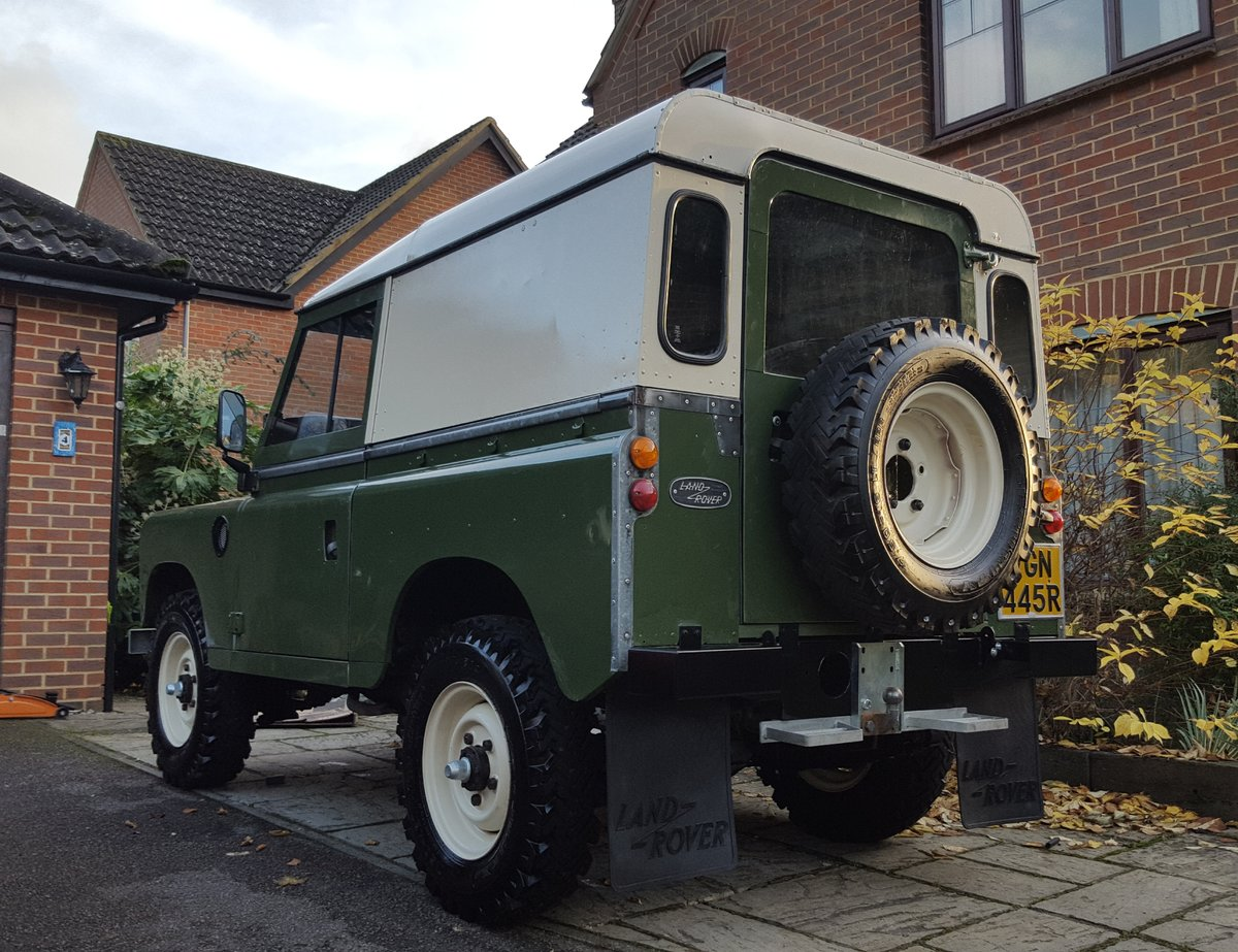 1977 Land Rover Series 3 For Sale (picture 2 of 6)