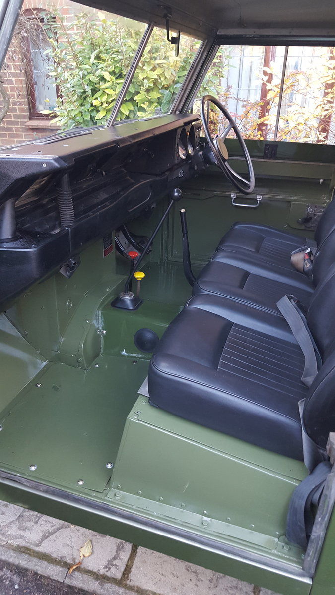 1977 Land Rover Series 3 For Sale (picture 4 of 6)