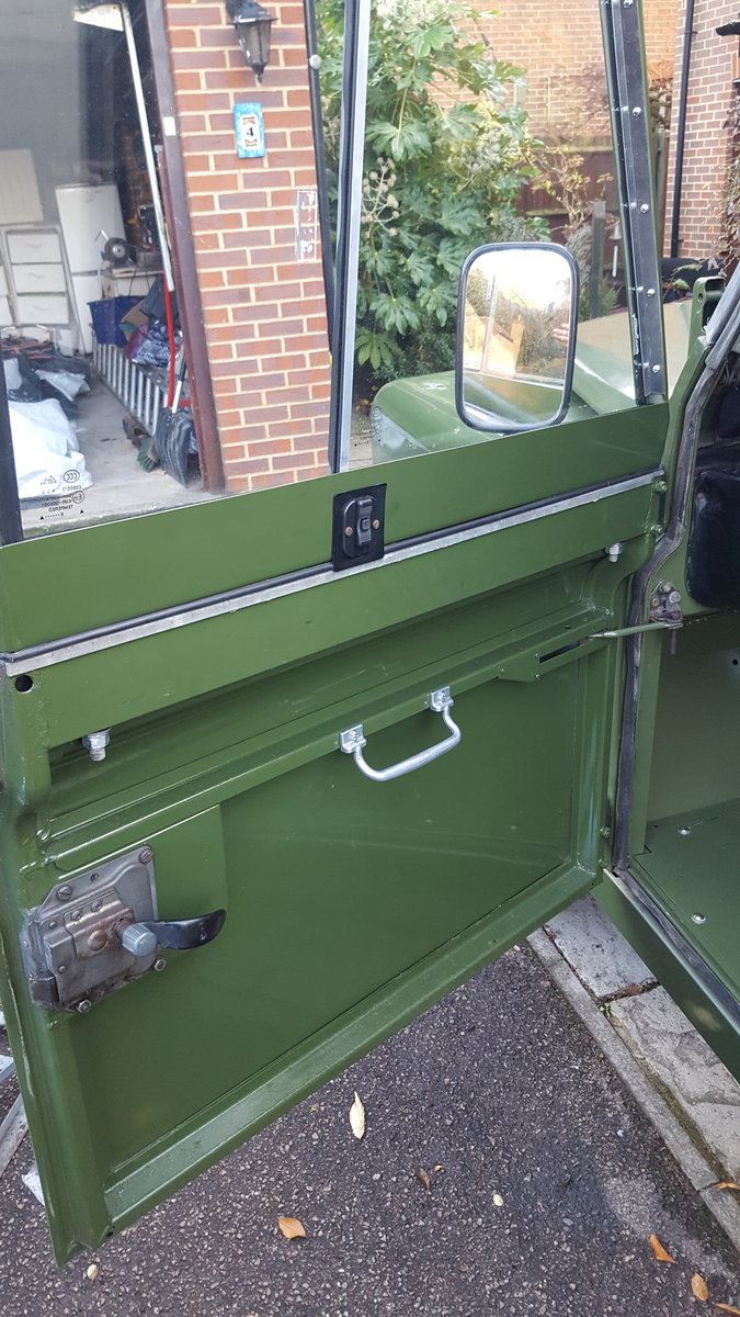 1977 Land Rover Series 3 For Sale (picture 5 of 6)