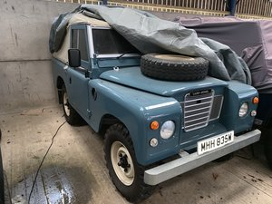 1981 Land Rover Def Series 3 Soft Top 77k For Sale