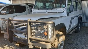 1989 Land Rover 110 Defender SW V8 (RHD) with a/c