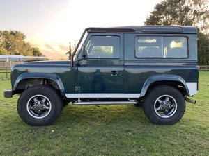 1998 Land Rover Defender 50TH Anniversary Edition No.96 For Sale