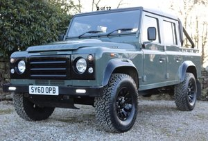 2010 Land Rover Defender 110 2.4 TDi XS Utility Station