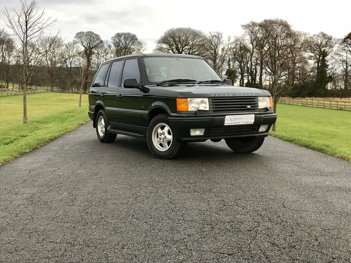 1997 Range Rover p38 4.6 hse fsh  For Sale (picture 1 of 6)