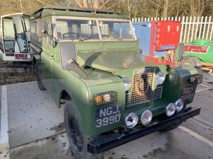 1966 Land Rover 109 Series IIA For Sale by Auction