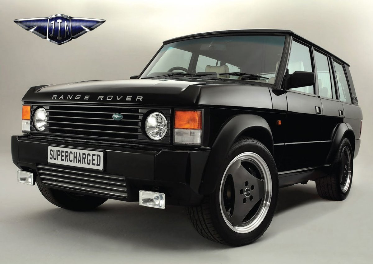 2004 Range Rover Chieftain, re-engineered Supercar For Sale (picture 1 of 6)