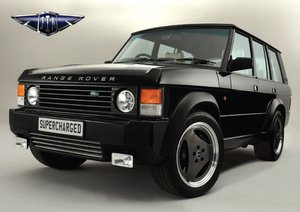 2004 Range Rover Chieftain, re-engineered Supercar For Sale