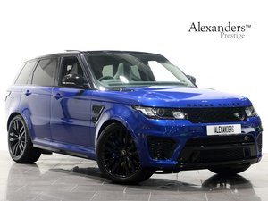 2017 17 67 RANGE ROVER SPORT SVR For Sale