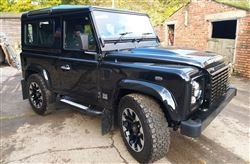 2014 Defender Works V8 70th Ed- Tuesday 10th December 2019 For Sale by Auction