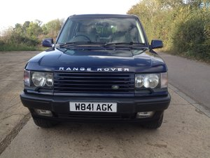 2000 Range Rover P38 For Sale