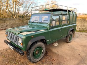 2002 Defender 110 TD5 doublecab 81000m 2 owners FSH SOLD