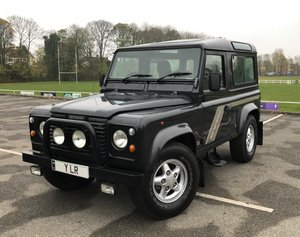 1996 Defender 90 County Station Wagon 300 Tdi 1 OWNER 63,000 mile