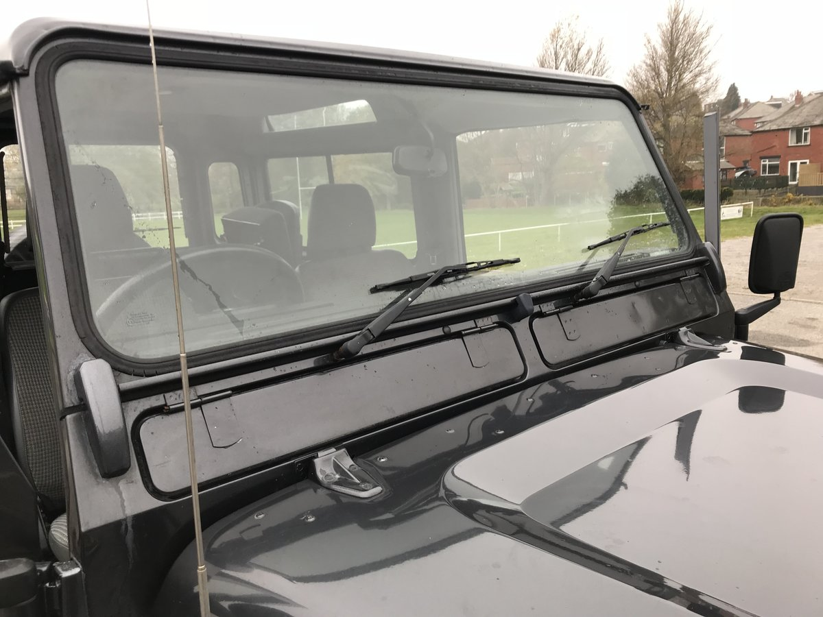 1996 Defender 90 County Station Wagon 300 Tdi 1 OWNER 63,000 mile For Sale (picture 5 of 6)
