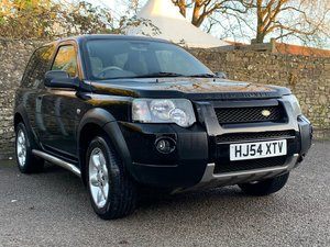 Picture of LAND ROVER FREELANDER XEI 1.8 BLACK 2004 SOLD