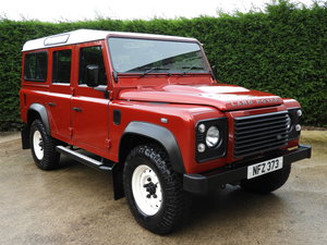 2012 LAND ROVER DEFENDER 110 2.2 TDCI COUNTY/XS S/W For Sale