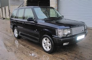 2000 Range Rover Vogue For Sale by Auction