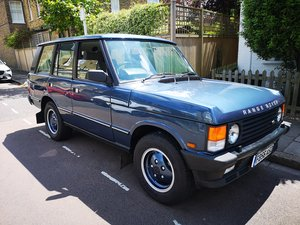 1989 Range Rover Classic 3.5 V8 Automatic For Sale