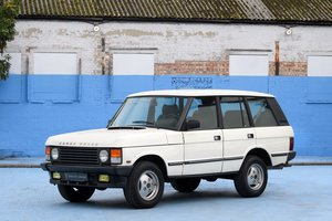 1988  Ranger Rover V8 Manual LHD