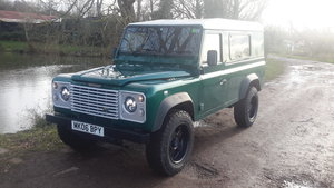 LAND ROVER DEFENDER 110 2.5 TD5 2006 TWISTED For Sale