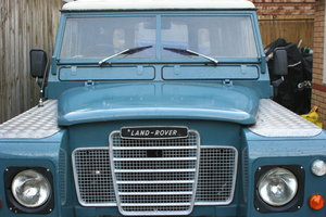 1975 Land Rover Series 3 109 Tax Free Mot Exempt/Update
