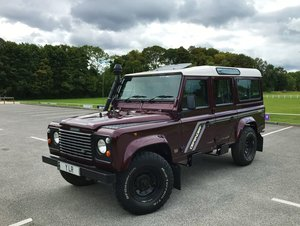DEFENDER 110 COUNTY SW 300 Tdi 12 SEATER **USA EXPORTABLE**