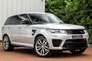 2015 Range Rover Sport 5.0 SVR
