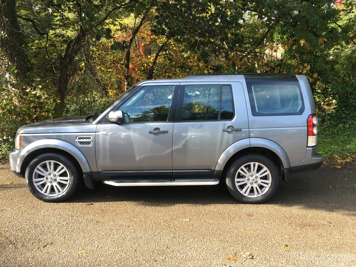 2011 LAND ROVER DISCOVERY 4 – XS AUTOMATIC 69,000 MILES FSH SOLD (picture 3 of 10)
