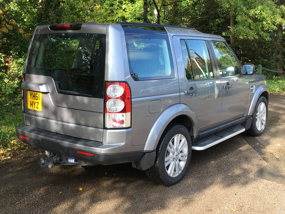 2011 LAND ROVER DISCOVERY 4 – XS AUTOMATIC 69,000 MILES FSH SOLD (picture 4 of 10)
