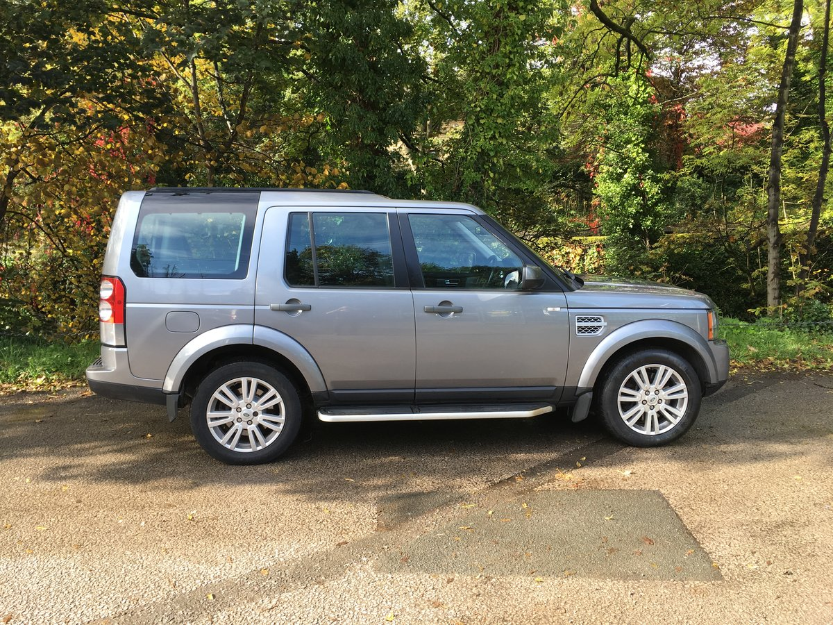 2011 LAND ROVER DISCOVERY 4 – XS AUTOMATIC 69,000 MILES FSH SOLD (picture 5 of 10)