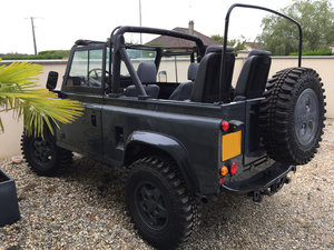 1989 Land Rover 90 (Defender), LHD, Fully US Exportable
