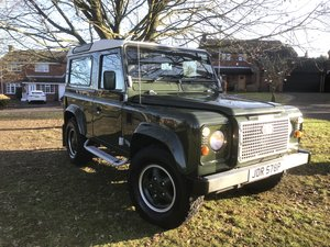 2000 Land Rover Defender 90 TD5 Heritage Ltd Edition For Sale