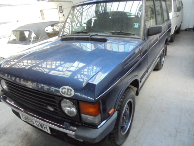 1990 range rover vogue efi classic For Sale (picture 2 of 6)