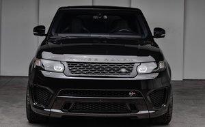 2016 Land Rover Range Rover Sport SVR For Sale