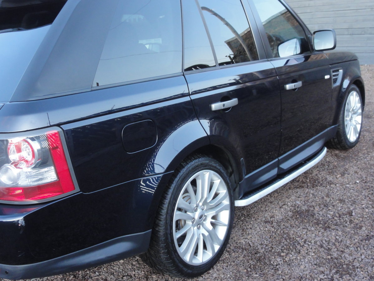 2009 Land Rover Range Rover Sport 3.0 TD V6 HSE 5dr, 1 Year MOT For Sale (picture 5 of 6)