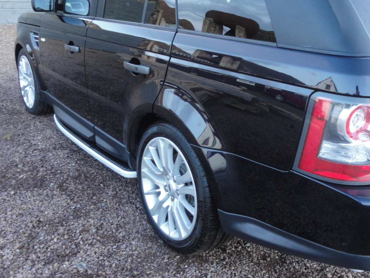2009 Land Rover Range Rover Sport 3.0 TD V6 HSE 5dr, 1 Year MOT For Sale (picture 6 of 6)